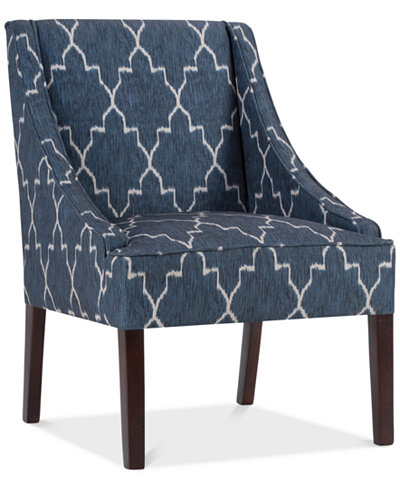 Carone Accent Chair, Quick Ship