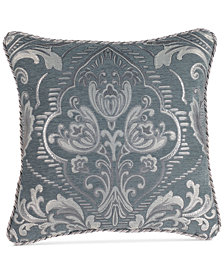 "Croscill Gabrijel 18"" Square Decorative Pillow"