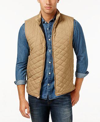 Vest Jacket For Men   Jackets Review : quilted vest men - Adamdwight.com