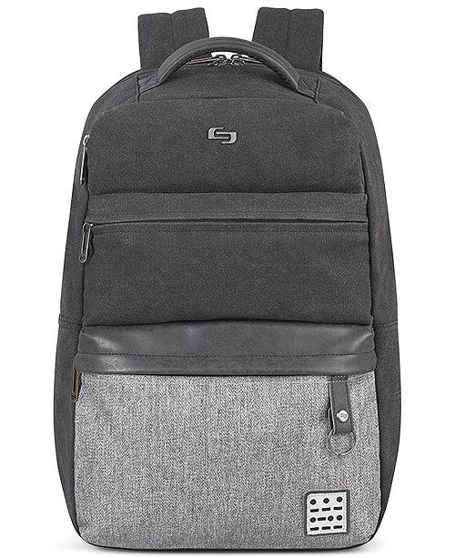 "Solo Urban Code 15.6"" Backpack"