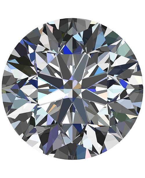 Macy's GIA Certified Diamond Round (1-1/2 ct. t.w.)