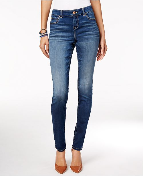 80a922a59a3 ... INC International Concepts I.N.C. Curvy-Fit INCFinity Stretch Skinny  Jeans, Created for Macy's ...