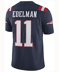 Nike Men's Julian Edelman New England Patriots Limited Color Rush Jersey
