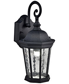 Dale Tiffany Misty Black Metal Wall Lighting