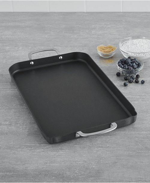 Calphalon Clic Nonstick Double Griddle