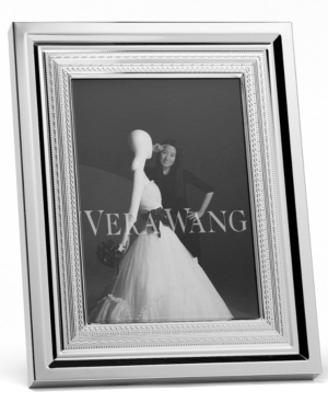 """Vera Wang Wedgwood With Love 8"""" x 10"""" Picture Frame"""