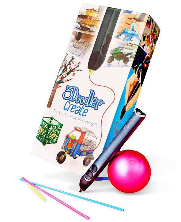3Doodler 3D Drawing Pen & Accessories