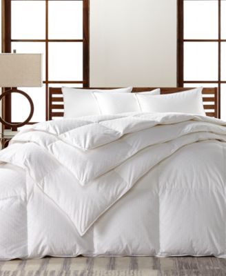 European White Goose Down Firm King Pillow, Created for Macy's