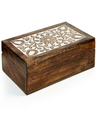 Mangowood Box