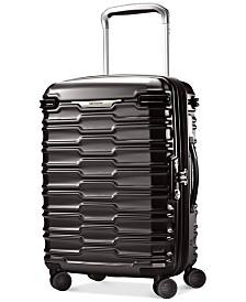 CLOSEOUT! Samsonite Stryde Carry-On Glider Hardside Suitcase