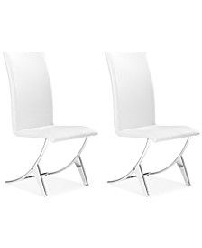 Lyss Set of 2 Side Chairs