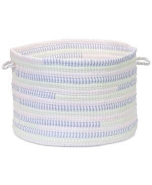 Colonial Mills 16 x 10 Braided Fabric Basket