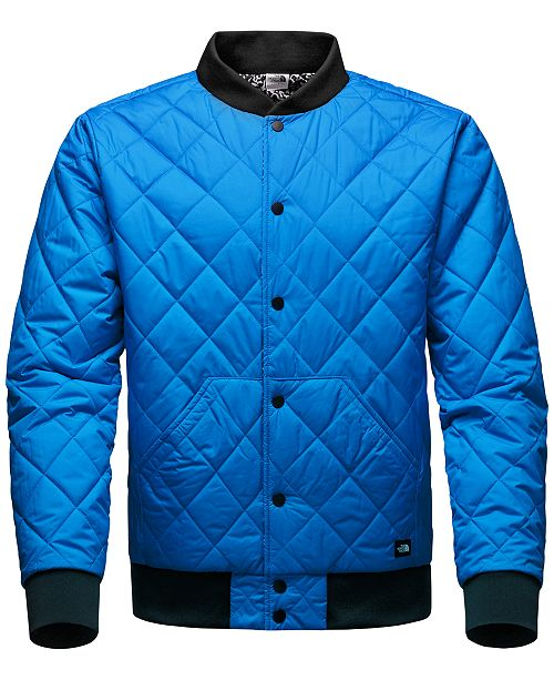 fefef760d78e The North Face Men s Jester Reversible Bomber Jacket   Reviews ...