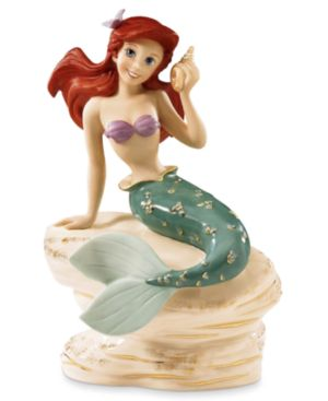 "Lenox Disney's The Little Mermaid ""Ariel"" Figurine"