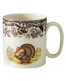 "Spode ""Woodland"" Turkey Mug"