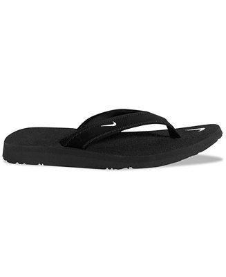 6fa28d4679d4 ... Nike Womens Celso Girl Thong Sandals from Finish Line - Finish Line  Athletic Sneakers - Shoes ...