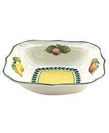 Villeroy & Boch Dinnerware, French Garden Square Bowl