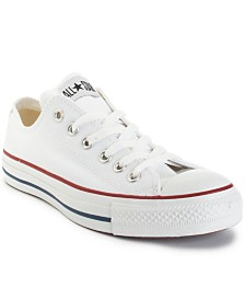 Converse Women's Shoes, Chuck Taylor All Star Oxford Sneakers from Finish Line