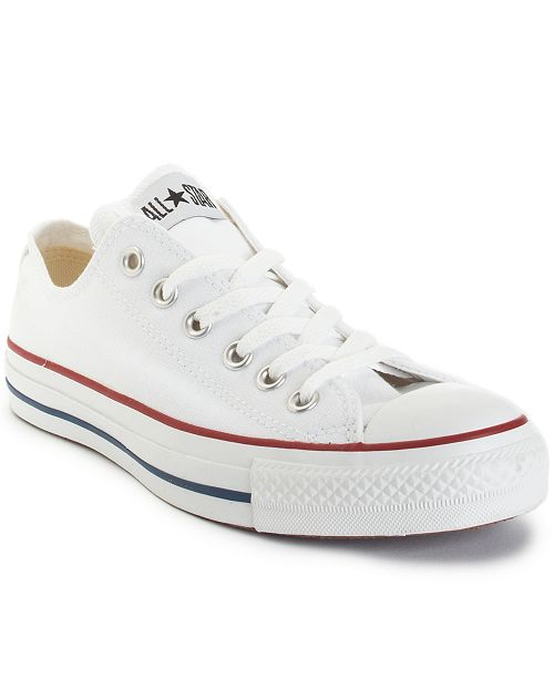a7d22e17b8dbd Converse Women s Chuck Taylor All Star Ox Casual Sneakers from Finish ...