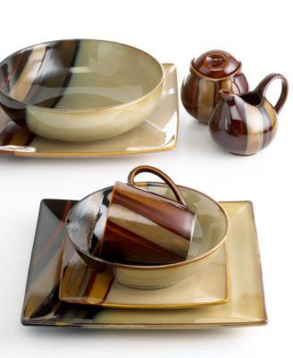 main image  sc 1 st  Macyu0027s & Sango Avanti Collection - Dinnerware - Dining u0026 Entertaining - Macyu0027s