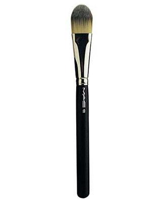 mac 190 foundation brush  reviews  makeup  beauty  macy's