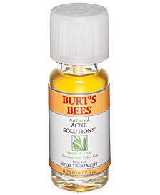 Burt's Bees Acne Targeted Spot Treatment, 0.26 fl. oz.