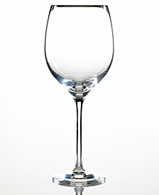 Stemware, Solitaire Platinum All-Purpose Glass
