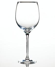 Lenox Stemware, Solitaire Platinum All-Purpose Glass