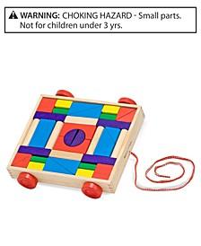 Unit Blocks Cart