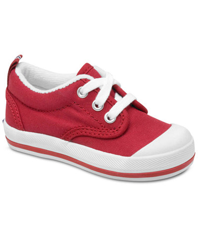 Keds Kids Shoes, Little Boys Graham Lace-up Sneakers - Shoes ...