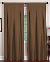 Elrene Imperial Room Darkening Window Treatment Collection
