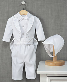 Lauren Madison Baby Boys Christening Tuxedo Set