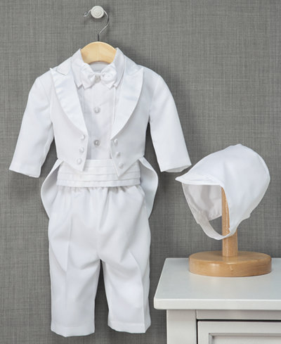 Lauren Madison Christening Tuxedo Set Baby Boys Sets