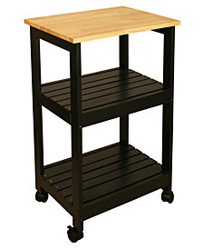 Catskill Craft Utility Kitchen Cart