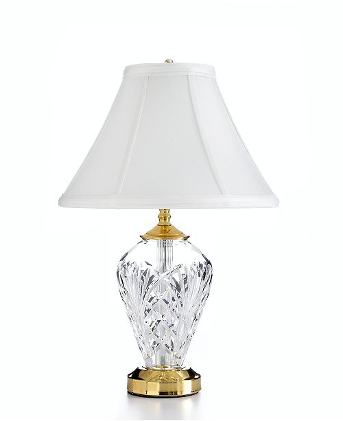 """Waterford Lamp, Kilkenny Accent 16"""""""