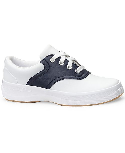 Keds Girls' or Little Girls' School Days II Sneakers
