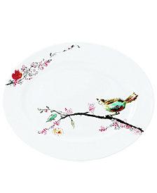 Lenox Simply Fine Dinnerware, Chirp Medium Platter