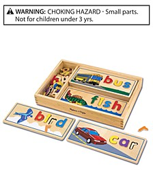 Toy, See and Spell