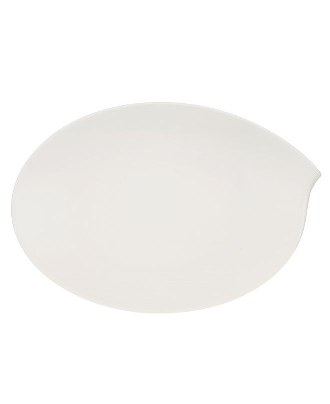 Villeroy & Boch Dinnerware, Flow Medium Oval Platter