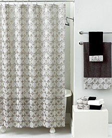 Bath Accessories, Galaxy Shower Curtain