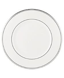 Federal Platinum Dinner Plate
