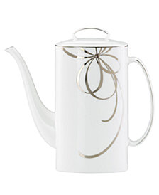 kate spade new york Belle Boulevard Coffee Pot