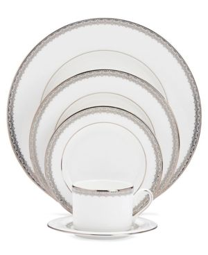 Lenox Dinnerware, Lace Couture 5 Piece Place Setting
