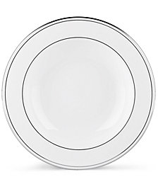 Lenox Federal Platinum Rim Soup Bowl