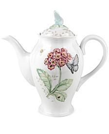 Butterfly Meadow Coffeepot