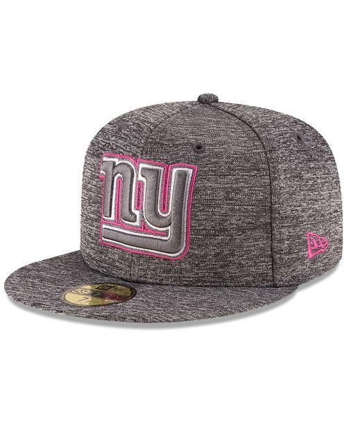 New Era New York Giants BCA 59FIFTY Cap