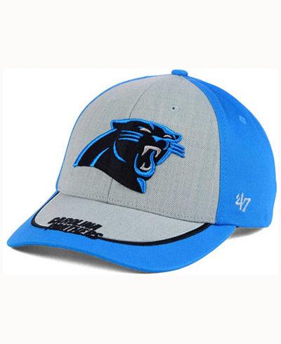 '47 Brand Carolina Panthers Gabbro MVP Cap