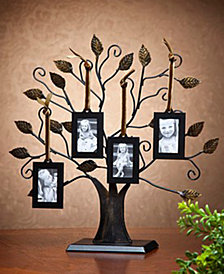 Godinger Philip Whitney Small Tree of Life w/4 Frames