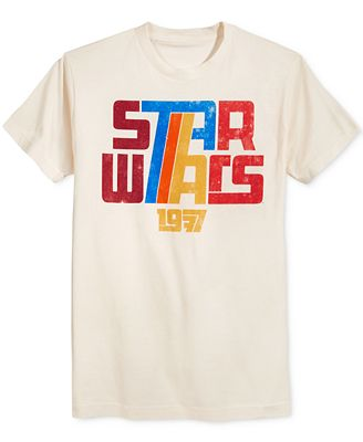 Fifth Sun Men's Star Wars 1977 Retro T-Shirt - T-Shirts - Men - Macy's