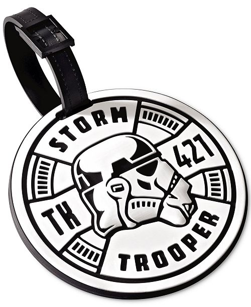 American Tourister Star Wars Storm Trooper Luggage ID Tag by American Tourister